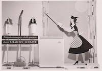 1955: Fit door te stofzuigen