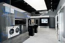 Şangay Siemens Showroomu